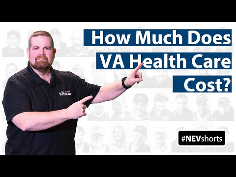 How Much Does VA Health Care Cost?