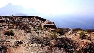 Выпуск 3: остров Крит. Греция глазами туристов(Экскурсия на остров Грамвуса и в лагуну Балоса., 2011-09-16T13:48:05.000Z)