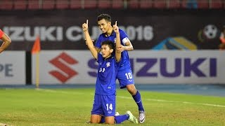Thailand Vs Singapore (AFF Suzuki Cup 2016: Group Stage)