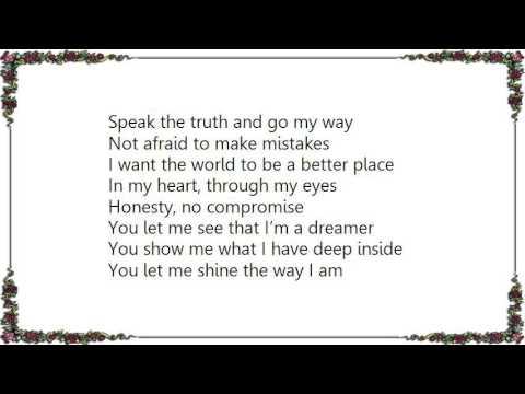 Helene Fischer - You Let Me Shine Du Lässt Mich Sein So Wie Ich Bin Lyrics