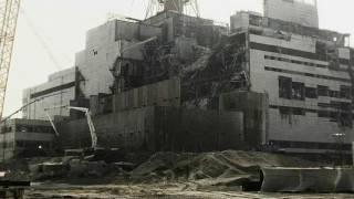 Чернобыль до и после