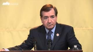 US Congressman Ed Royce Address at Jalsa Salana West Coast USA 2014