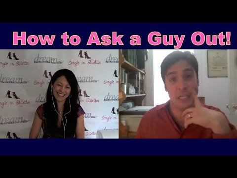 How to ask a guy out online dating