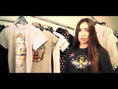 Русские дизайнеры одежды. Ксения Кравцова
