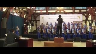 LIVIN LA VIDA LOCA ( Angklung Version)- Ricky MArtin - Arranger byMoh.Riansyah