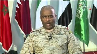شاهد حوار مع احمد عسيري وتأكيده استمرار الدعم الجوي للمقاومة اليمنية