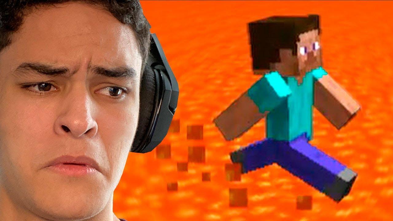 Download você não vai acreditar o que ele fez no minecraft !!