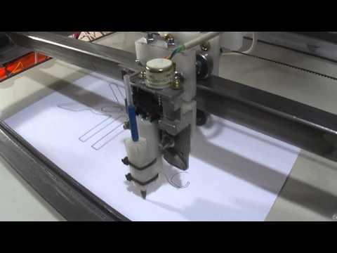 Maquina plotter de control numerico casera youtube - Maquina de palomitas casera ...