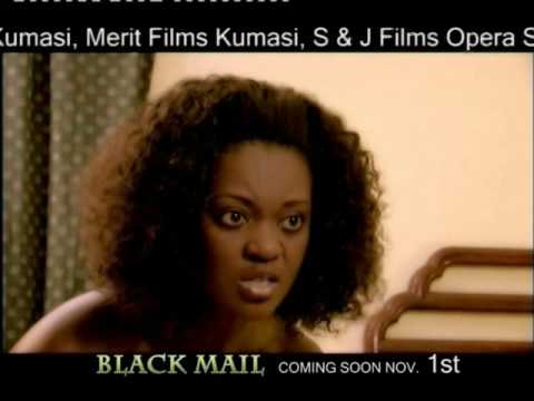 Black Mail (Trailer) | Diamond World Film Production