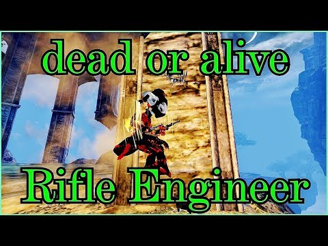 Guild Wars 2 - Rifle Engineer PvP #NoHoT