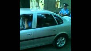 ГАИ Украина Днепр 24 (технадзор в Днепродзержинске)(Сколько насчитаете нарушений инспекторов?, 2011-07-19T18:50:10.000Z)