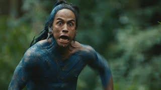 """Пантера нападает на племя вождя  - """"Апокалипсис"""" отрывок из фильма"""