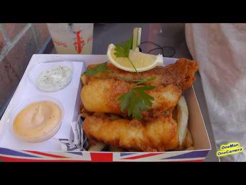 Gordon Ramsay Fish And Chips - Las Vegas