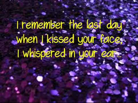 Taylor Swift Ronan Lyrics