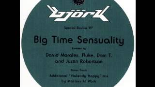 Björk - Big Time Sensuality [Morales Def Klub Mix][David Morales]
