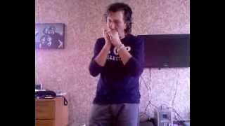 �������� ���� виртуозная игра на губной гармошке ������