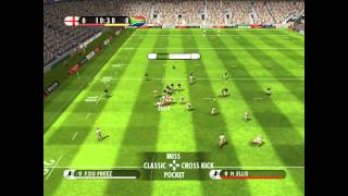 ideas what to do ( with rugby 08 game play)