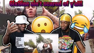 6ix9ine - PUNANI (Official Music Video) REACTION!!