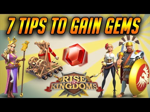 7 Best Tips How to Get Free Gems | Free Gift Code | Rise of