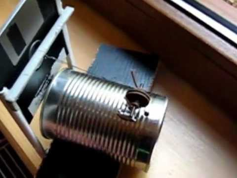 Tin Can Mouse Trap Youtube