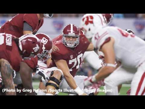 Ryan Kelly Discusses What It's Like Playing for Alabama