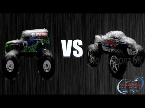 Carros Electricos VS Carros De Gasolina (Radio Control) - MundoHobby