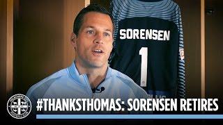 #ThanksThomas: Thomas Sorensen Interview