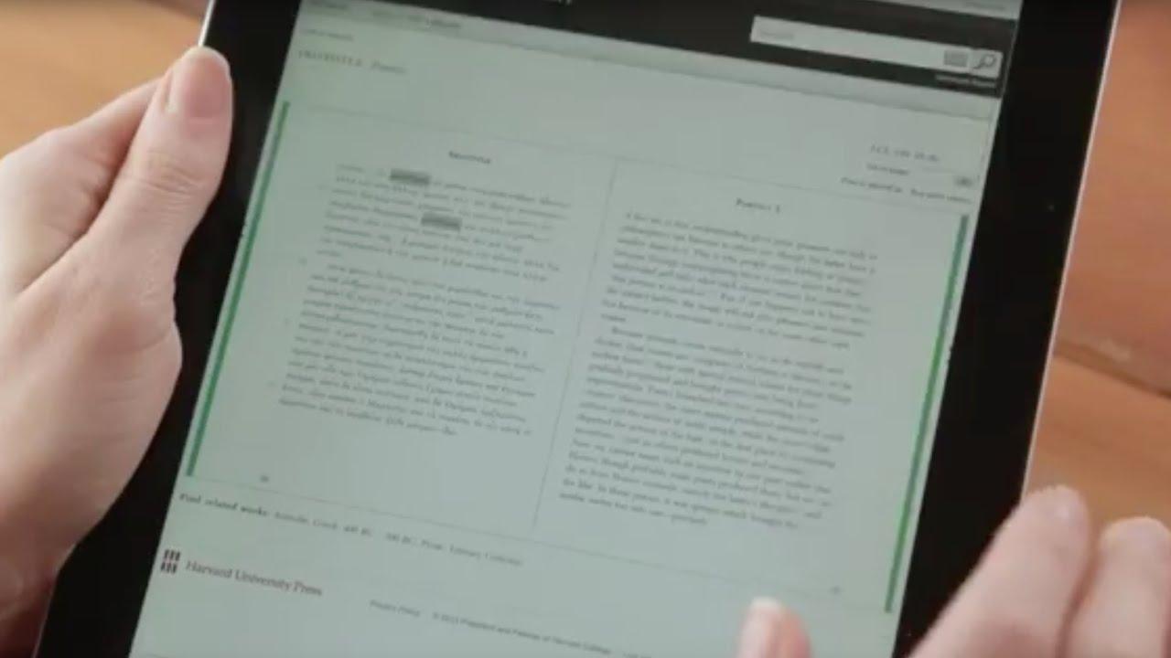Digital Loeb Classical Library (Español)