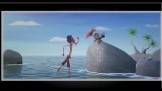 Full Movie HD Cartoon - Robinson Crusoe 3D Animation Short Film HD
