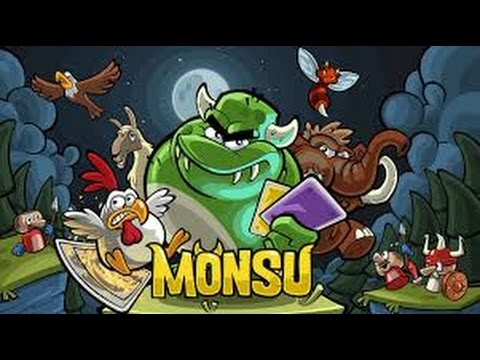 Monsu Gameplay Trailer iOS [iPhone / iPod touch / Android]