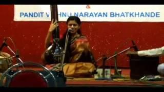 Nirali Kartik - Raga Madhuvanti