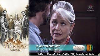 En Tierras Salvajes | Avance 18 de octubre | Hoy - Televisa