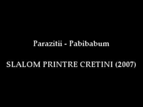 parazitii pabibabum