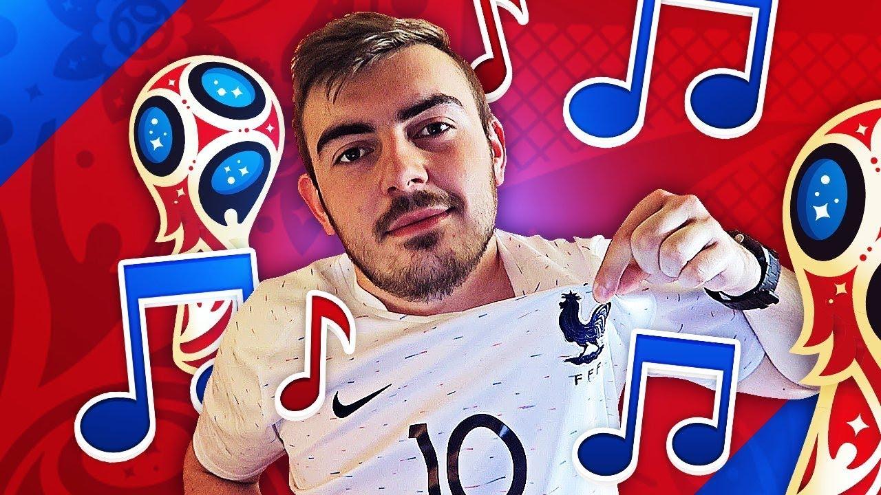 La musique officielle de la coupe du monde 2018 youtube - Musique de coupe du monde ...