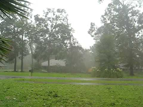 Hurricane Gustav Baton Rouge La Youtube