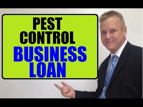 How To Get A Pest Control Small Business Loan Quickly