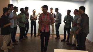 """Penn Masala - """"Vineesha"""" A+V Sangeet 12.11.15"""