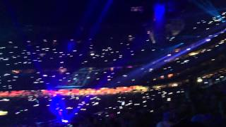 Cole Swindell- You should be here. Houston livestock show and rodeo March 5, 2016.