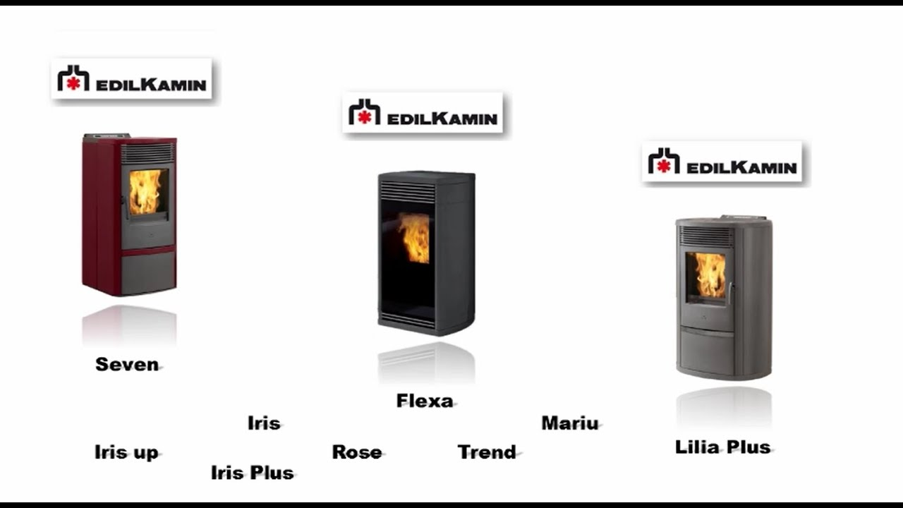 Edilkamin maintenance foyers pellets onderhoud edilkamin for Pellet edilkamin prezzi