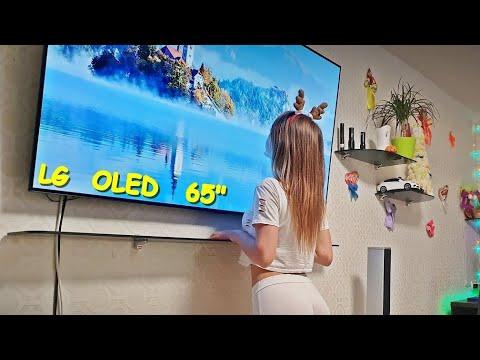 """Купили телевизор LG OLED 65"""""""