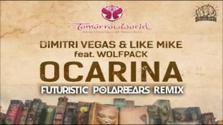 Ocarina (Futuristic PolarBears Remix) - Dimitri Vegas & Like Mike vs Wolfpack