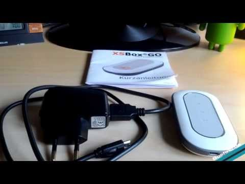 1&1 Mobile WLAN Hotspot zur 1und1 Notebook Flat / Flatrate ...