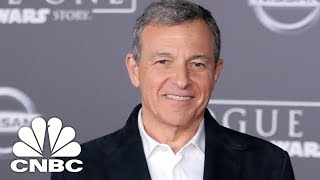 Bob Iger: No Debate About 'Roseanne' Cancellation | CNBC