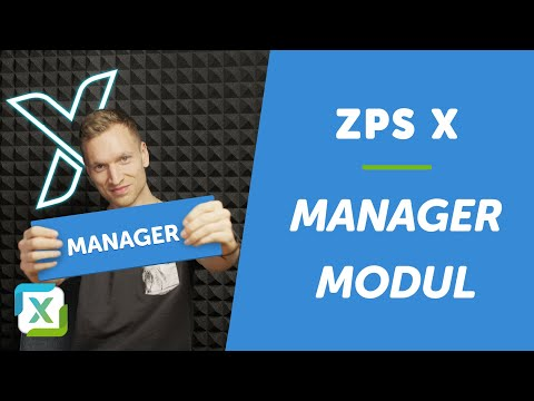 Das Manager Modul