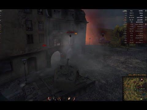 World of Tanks: T30 4 Kills Siegfried Line