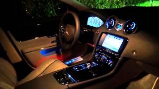 2015 Jaguar XJL Portfolio AWD Interior Lighting System