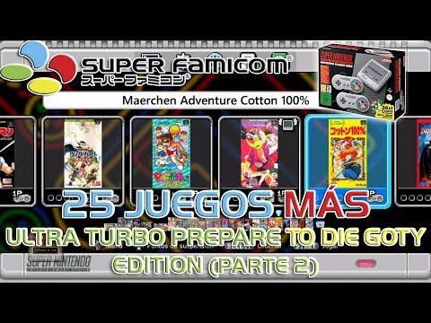 Super Nintendo | 25 juegos más Inéditos en Europa!! | Ultra Turbo Prepare to Die GOTY  Edition 2