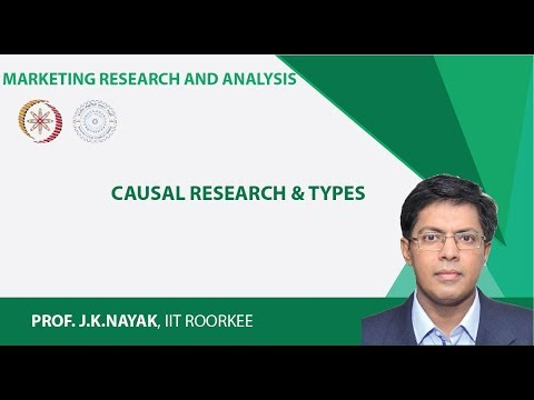 Causal Research & Types
