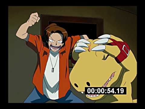 [[Fandub Latino]] Digimon Data Squad [[Agumon y Marcus]] Angelo & Emy Style!