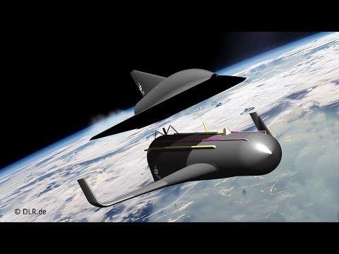In 90 Minuten von Europa nach Australien - Das SpaceLiner-Konzept - Olga Trivailo